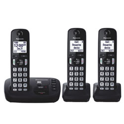 Three Hand Set Phones