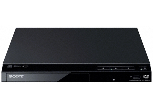 sony dvd player. sony dvp-sr320 region free dvd player with built-in usb and it works on any tv! world wide voltage! dvd p
