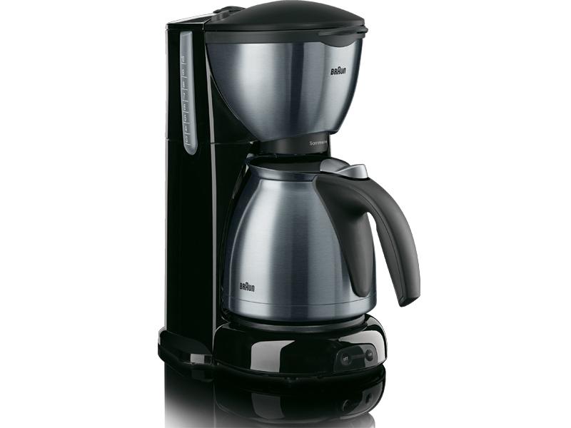 Braun K610 220 Volt 50 Hz Coffee Maker - World-Import.com - World Import