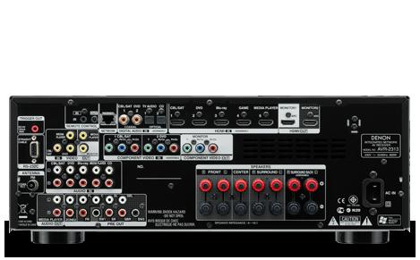 denon avr 2313 220 240 volt 50 hz av receiver world import rh world import com Denon AVR Receiver Denon AVR- X4000