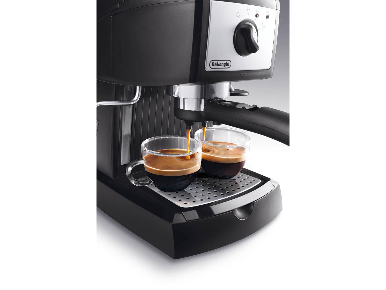 delonghi ec155 220 240 volt cappuccino espresso maker world world import. Black Bedroom Furniture Sets. Home Design Ideas