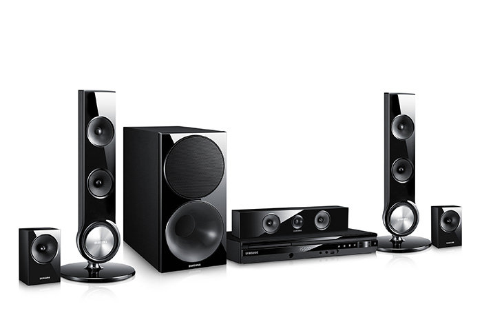 Samsung Ht F453 Region Free Home Theater System World Import Com