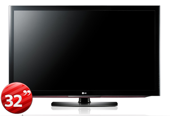 LG 32&quot; 32LD460 Full HD 1920 x 1080p multi-system world wide LCD TV