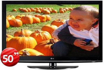 LG 50PQ30R 50&amp;quot; Multi-System HDTV Plasma TV