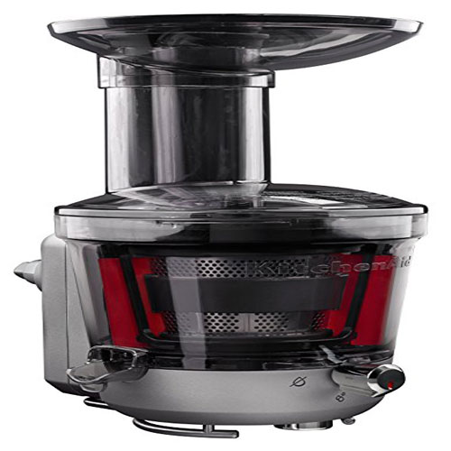Kitchenaid Juicer Attachments juicer and sauce attachment: 3 pulp screens - world import
