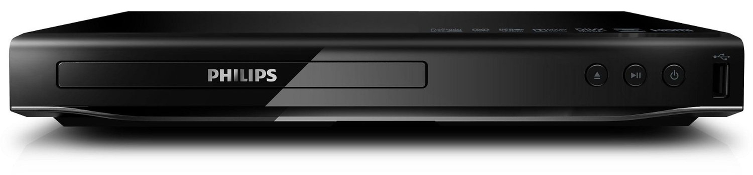 Philips DVD-2880 Region Free with HDMI 1080p DVD Player