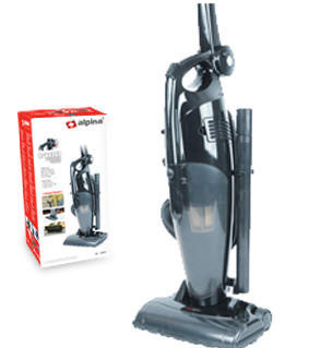 ALSF2207 Alpina Cyclonic Bagless Vacuum for 220-240 Volts 50 Hertz