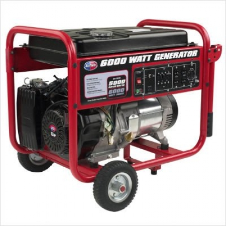 All Power APGG6000 6000 Watt Gasoline Generator