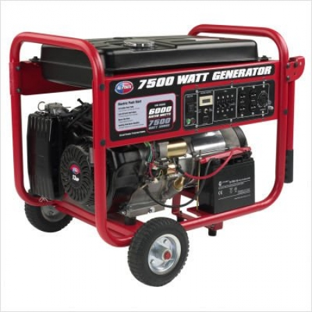 All Power APGG7500 7500 Watt Gasoline Generator