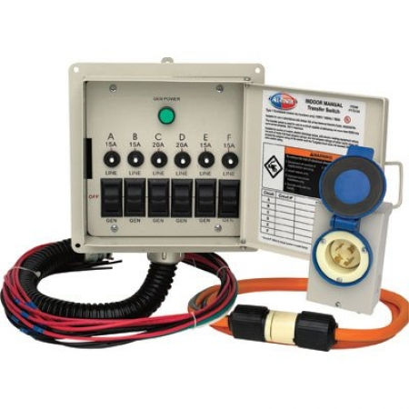All Power APTS7201 Generator Transfer Switch Kit