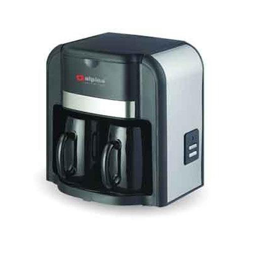 Alpina SF-2819 220 Volt 240 Volt 50 Hz 2 Cup Coffee Maker