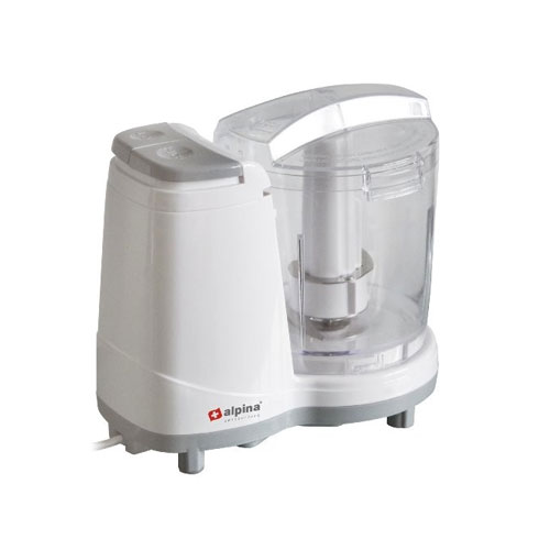 Alpina SF-4020 Mini Electric 3 Cup 220 Volt 240 Volt 50 Hz Food Chopper