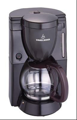 DCM55 Black and Decker 220-240 Volt Coffee Maker