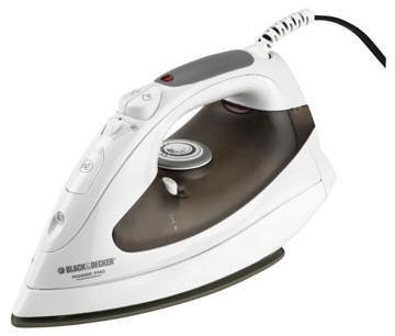 Black and Decker BDXAS700 220-240 Volt Iron