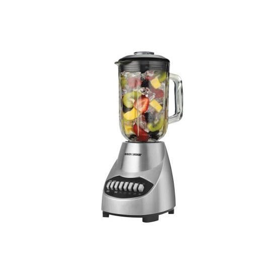 Black and Decker BLBD10GPS 220 Volt Glass Jar Blender