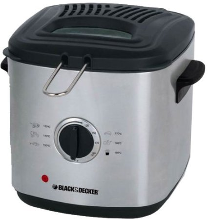Black and Decker EF1220 220-240 Volt 50 Hz Deep Fryer