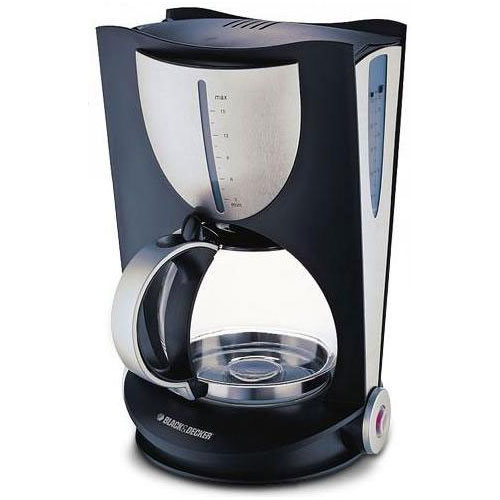 Black and Decker DCM80 220 Volt 12 cup Coffee maker