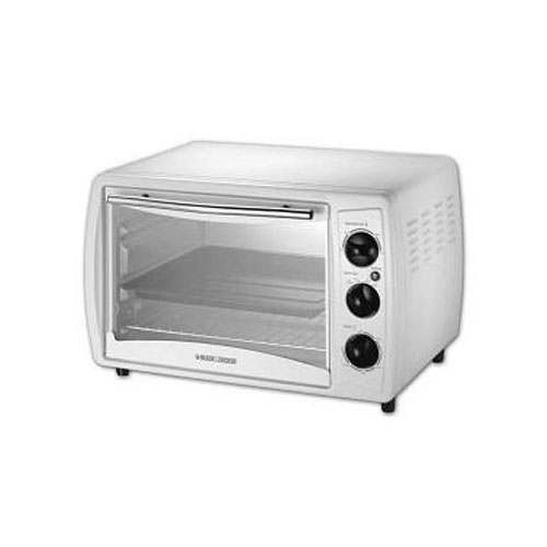 Black and Decker TRO2000 220 Volt 9 Liter Toaster Oven