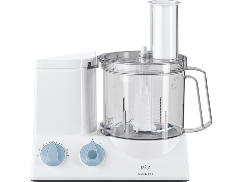 Braun K650 220 Volt 50 Hz Multiquick 3 kitchen Machine | Food Processor