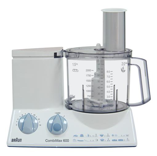Braun K600 220-240 Volt 50 Hz Food Processor
