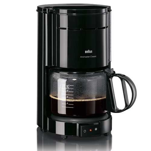 Braun KF47 220 Volt 240 Volt 50 Hz Coffee Maker