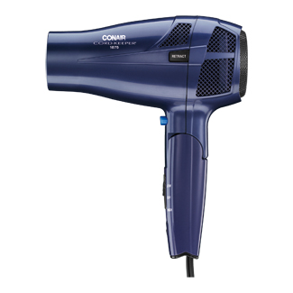 Conair 289 110-240 Volt 50/60 Hz Folding Handle Hair Dryer
