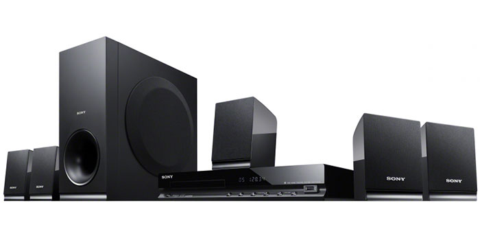 Sony DAV-TZ140 Region Free PAL/NTSC Home Theater System