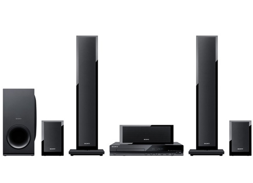 Sony DAVTZ150 Home Theatre System WorldImportcom World Import