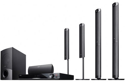 Sony DAV-DZ840 Region Free PAL/NTSC Home Theater System
