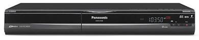 Panasonic DMR-EH69 PAL/NTSC Region Free DVD Recorder with 320GB Hard Disk