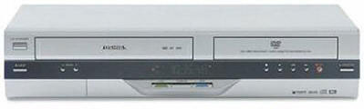 Toshiba DVR40 Multi System DVD Recorder and VCR Combo