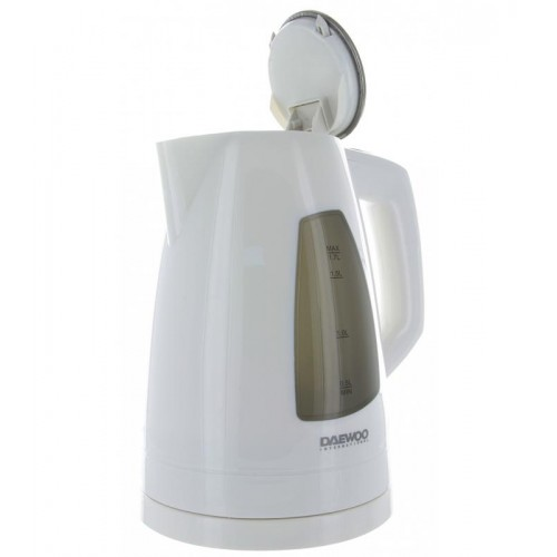 Daewoo DEK1324 1.7L 220 240 Volt 50 Hz Electric Kettle