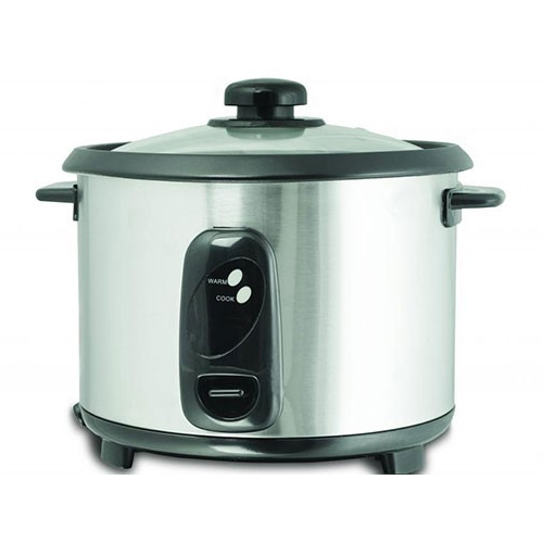 Daewoo DI9536 220 240 Volt 50 Hz 15 Cup Silver Rice Cooker