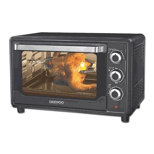 Daewoo DOT1665 220 240 Volt 50 Hz 30L Toaster Oven