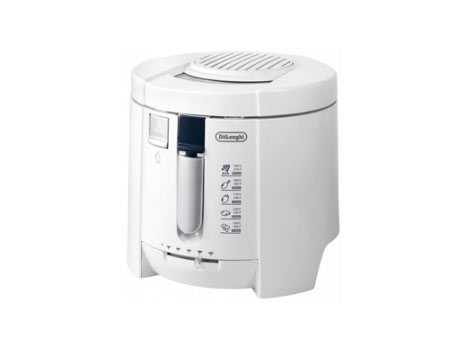 Delonghi F26215 220-240 Volt Deep Fryer