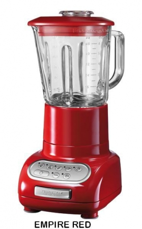 Genuine KitchenAid Artisan Blender 5KSB5553ECL Backed by KitchenAid Worldwide Three Years Guarantee! 220-240 volts 50 Hz to Use Outside North America.