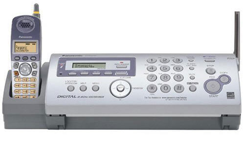 Panasonic KX-FG2451 Dual Voltage Fax Machine