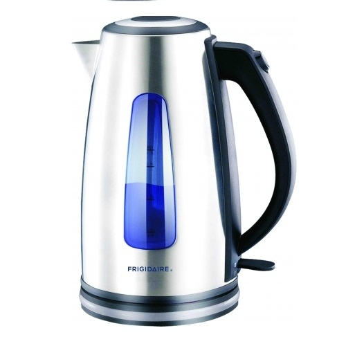Frigidaire FD2116 1.7 Liter 220 Volt 50 Hz Stainless Steel Electric Kettle