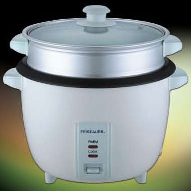 Frigidaire FD8018S 1.8 L 220-240 Volt 50 Hz Rice Cooker with Steamer