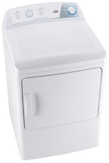 Frigidaire MKRN13GWAWB 220-240 Volt 50 Hertz Dryer