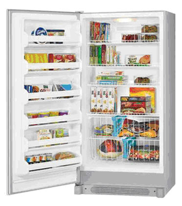 Frigidaire MUFF21VLMS 220-240 Volt 50 Hertz Freezer