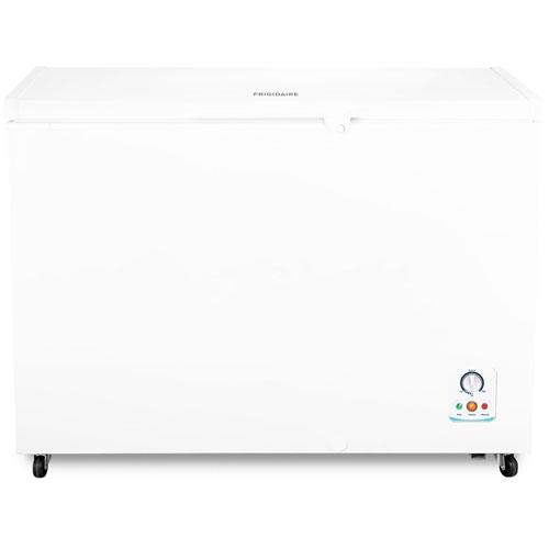 Frigidaire FFCJ44GGAWR 220 Volt 240 Volt 50/60 Hz Chest Refrigerant