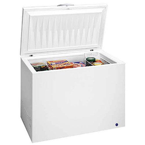 Frigidaire MFC15V6GW  220 240 Volt 50/60 Hz Chest Freezer