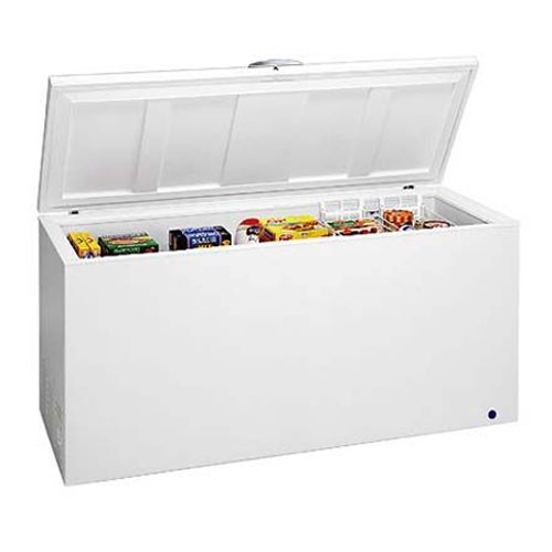 Frigidaire MFC25V7GW 220 240 Volt 5060 Hz 25 Cu Ft Chest Freezer