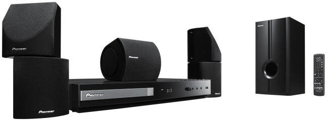 Pioneer HTZ-170DVD Region Free HDMI Home Theater System