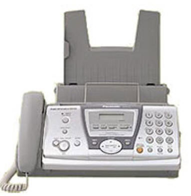 Panasonic KX-FP145 Dual Voltage Fax Machine