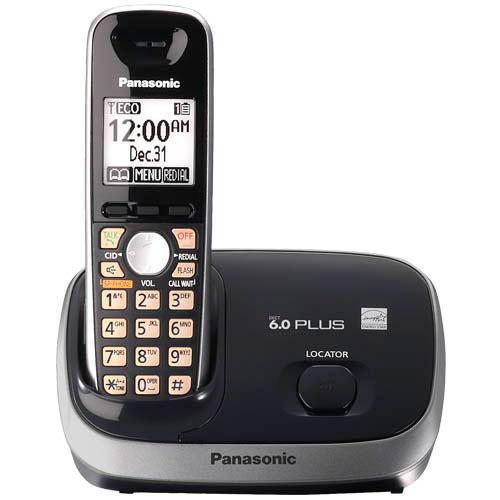 Panasonic KX-TG6511 Dual Voltage Cordless Phone