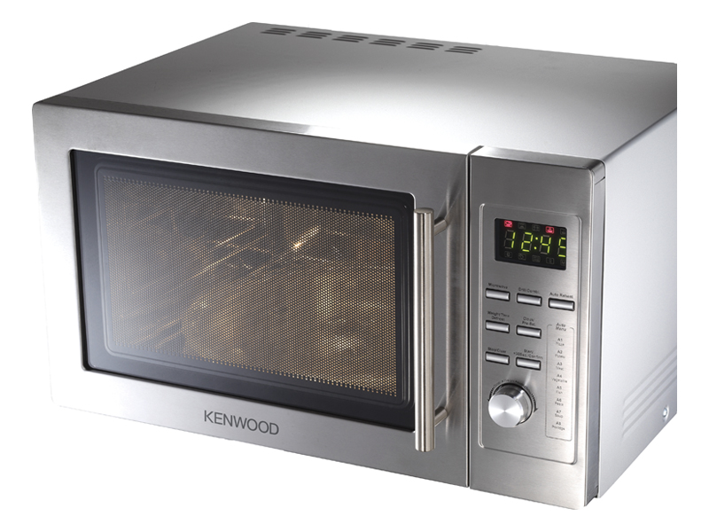 Kenwood MW598 220-240 Volt Microwave Oven with Grill