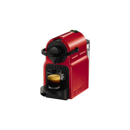 Nespresso Coffee Maker 220 Volts : Krups Nespresso XN100540 Inissia Red Coffee Machine - World Import