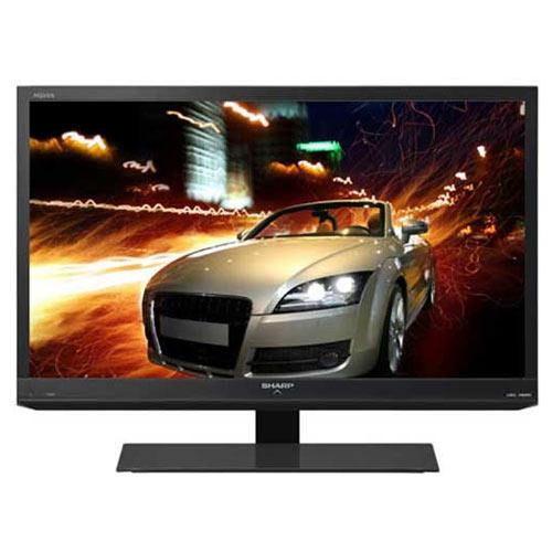 """Sharp LC-32LE150M 32"""" PAL NTSC SECAM 110-240 Volt 50/60 Multi System LED TV"""